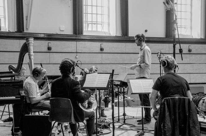 Conducting the Bristol Ensemble